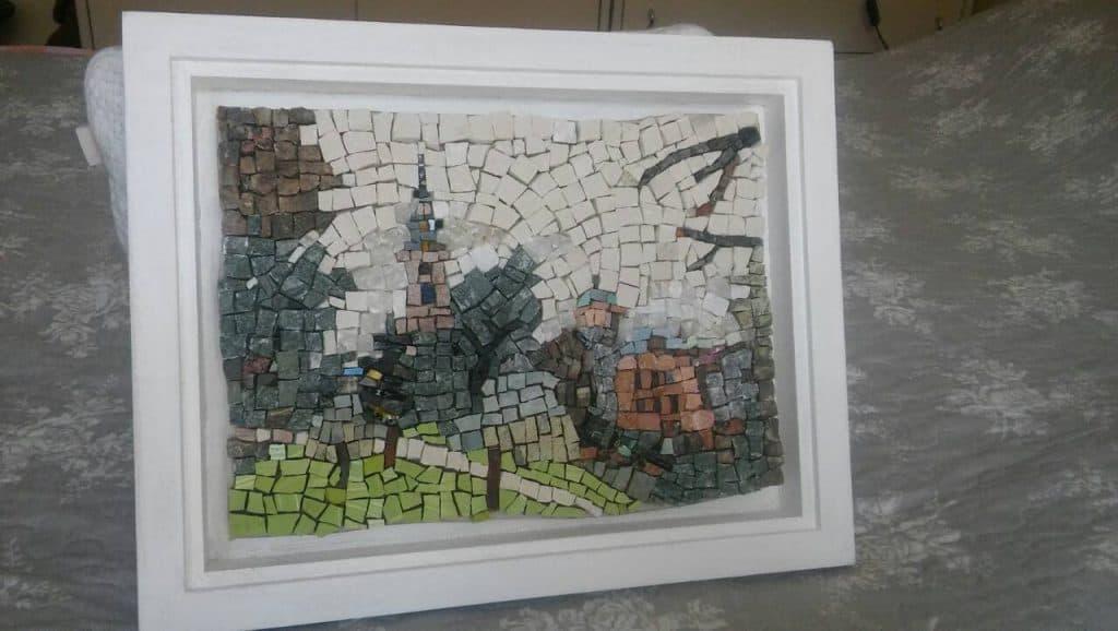 Beograd u mozaiku