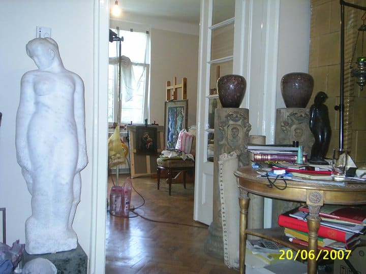 atelje i skulpture
